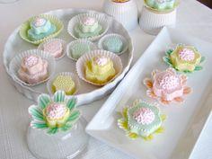 DIY Tea Cakes