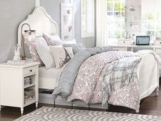 Genevieve Paisley Bedroom
