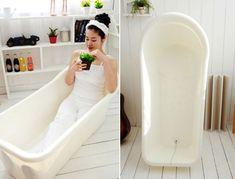 1000 ideas about portable bathtub on pinterest bathtubs plastic bathtub and whirlpool bathtub. Black Bedroom Furniture Sets. Home Design Ideas