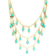 Roman Elegance Necklace https://www.facebook.com/ShopPreeBrulee