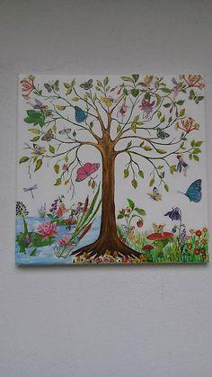 impresionizmus / Motýlikový strom