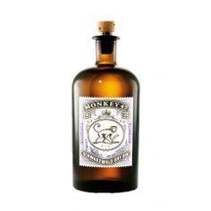 Ginebra Monkey 47: ginebra alemana premium con 47 botánicos. #ginebra #gin #monkey47