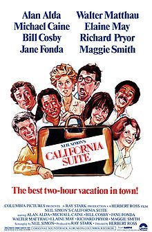66 best neil simon images on pinterest comedy comedy movies and california suite is a 1978 american comedy film directed by herbert ross the screenplay by fandeluxe Gallery