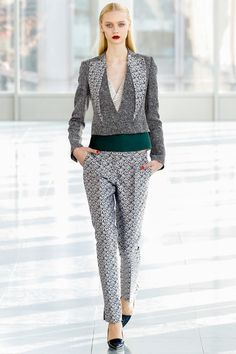 Fall 2013 Ready-to-Wear Antonio Berardi