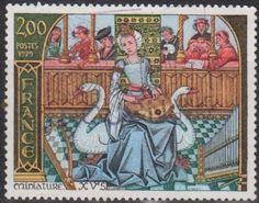 France - Postage stamp, 1979.