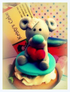 #cupcakes #lima #peru #amor #osito