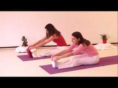 Yoga Anfängerstunde für Yoga Interessenten mit Vorkenntnissen. Einfache und wirkungsvolle Übungen, um schnell zu entspannen und zur Ruhe zu kommen. http://mein.yoga-vidya.de/video/yoga-fuer-anfaenger-mit