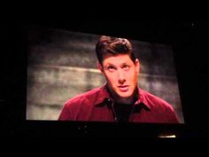 Supernatural Season 10 clip #SDCC14. I am REALLY attracted to DemonDean and I'm not sorry.