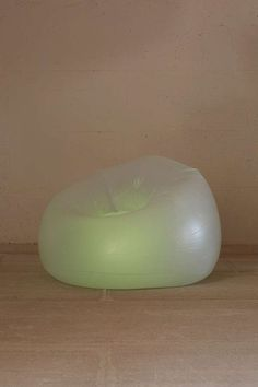Slide View: 4: Illuminated Inflatable Chair