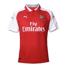 17/18 Arsenal Home Jersey