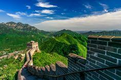 Weltwunder-Reise: Bei einer Reise nach China die chinesische Mauer besuchen