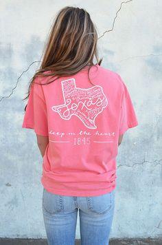 a11ec2bebf4a Calamity Jane s Texas Word Art T-shirt