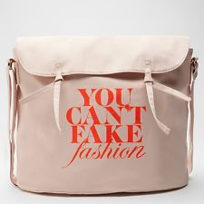 i got one...wanted the satchel and the other flimsy limited edition designs, but they're sold out :o. I got this for $45.00 and it's a big help towards CFDA. It's a donation and support to combat counterfeit products =).
