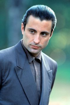 THE GODFATHER: PART III, Andy Garcia, 1990