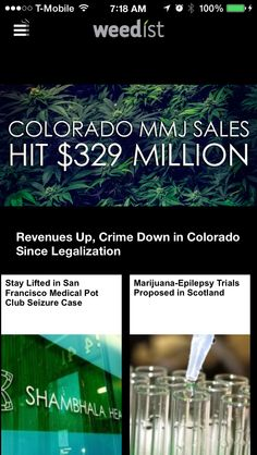 Apple App Store Selectively Targets Some Weed Apps   Weedist