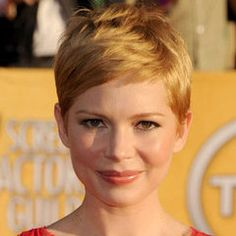 Michelle Williams hair...doing it!