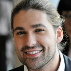 David Garrett, This man has the most amazing smile! <3