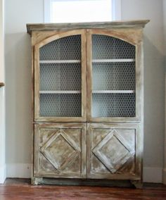 Cedar Hill Ranch: Frenchy Cabinets