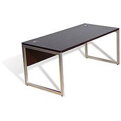 Jesper Office Contemporary Executive Desk | Overstock™ Shopping - The Best Prices on Jesper Office Executive Desks