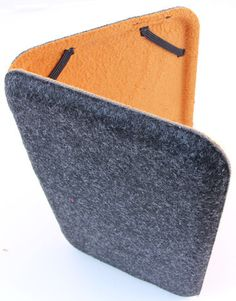 ReFleece Kindle cases made from recycled fleece jackets. Kindle 3/Keyboard Case $25