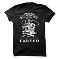 Mechanic-Prayer T Shirt, Hoodie, Sweatshirt
