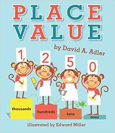 Picture book to add to your math books. Perfect for Place Value!