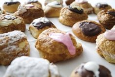 FAT TUESDAY BUNS / Fastelavnsboller   recipe in English from the topless bread blog