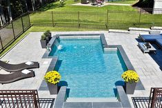 36 Ideas For Backyard Pool Florida Yards Small Backyard Pools, Backyard Pool Landscaping, Backyard Pool Designs, Small Pools, Swimming Pools Backyard, Swimming Pool Designs, Pool Decks, Pool Fence, Pool Spa