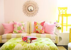 1000 Images About Lilly Pulitzer Inspired Decor On
