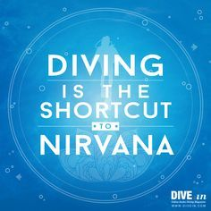 Dive follow your bliss! #happiness #scuba #diving