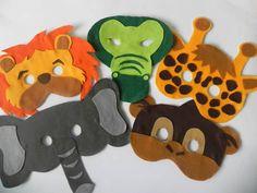 Mascara de animais | #daJuuh