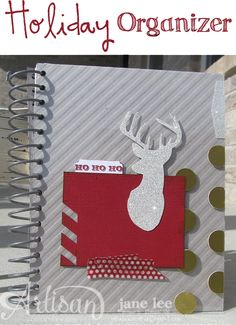 Season of Style Smashbook Cover - AWW Nov | Jane Lee http://janeleescards.blogspot.com