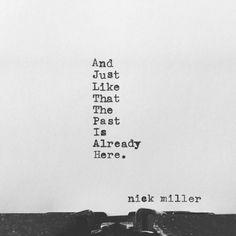 #typewriter #past #present #future