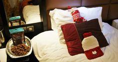 A Life With Frills: MY CHRISTMAS BLOGGER SLEEPOVER