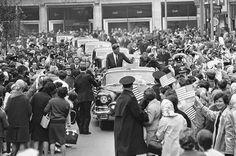 President John Kennedy Ireland 1963
