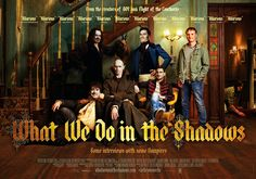 Movie Ramble: What We Do in the Shadows.