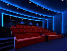 First In-Home IMAX Theater - The ultimate #hometheaters #mancaves