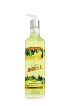Sparkling Limoncello Luxury Hand Soap - Soap/Sanitizer - Bath & Body Works