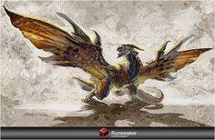 """MMORPG """"Dragon's Prophet"""""""