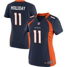 Trindon Holliday Limited Jersey-80%OFF Nike Trindon Holliday Limited Jersey at Broncos Shop. (Limited Nike Women's Trindon Holliday Navy Blue Jersey) Denver Broncos Alternate #11 NFL Easy Returns.