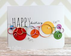 Such a Fun card by Amy Kolling using brand New Simon Says Stamp released for the Pure Sunshine release.  May 2014