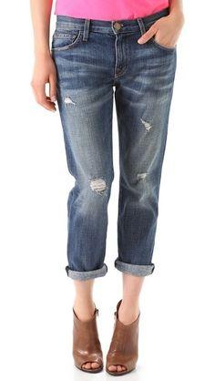 Boyfriend Jeans by Current/Elliott on Luvocracy