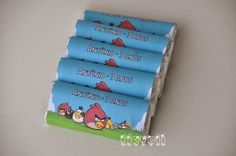 Chocolate personalizado – Angry Birds  :: flavoli.net - Papelaria Personalizada :: Contato: (21) 98-836-0113 vendas@flavoli.net