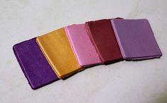 Mokume Gane Polymer Clay Step by Step | Mokume Gane techniqu… | Flickr