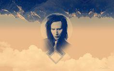 Marilyn Manson Wallpaper Marilyn Manson, Mona Lisa, Wallpaper, Artwork, Work Of Art, Auguste Rodin Artwork, Wallpapers, Artworks, Illustrators