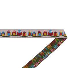 Woven Ribbon Owls - Children's Ribbons - Ribbons