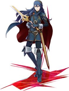 Lucina (Fire Emblem) - Project X Zone 2: Brave New World <-- Well looks like i'll be pre-ordering this game even though I still need to beat the first game