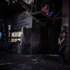 SpiderMan in action -  ©luigisestili - www.luigisestili.com