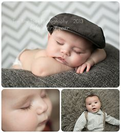3 Month old photos #tentinytoes