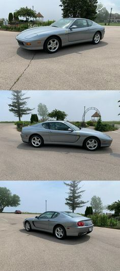 1999 Ferrari 456 M MGTA Ferrari 456, Ferrari For Sale, Oil Change, Automatic Transmission, Grey Leather, Cutaway